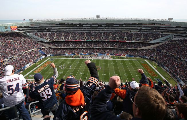 Game Day Grub: A Neighborhood-by-Neighborhood Look at What Bears Fans Eat