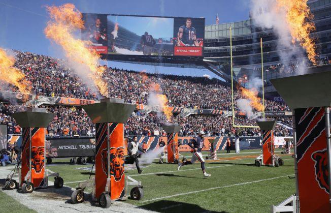 NFL Flexes Vikings-Bears to Prime Time on Nov. 18