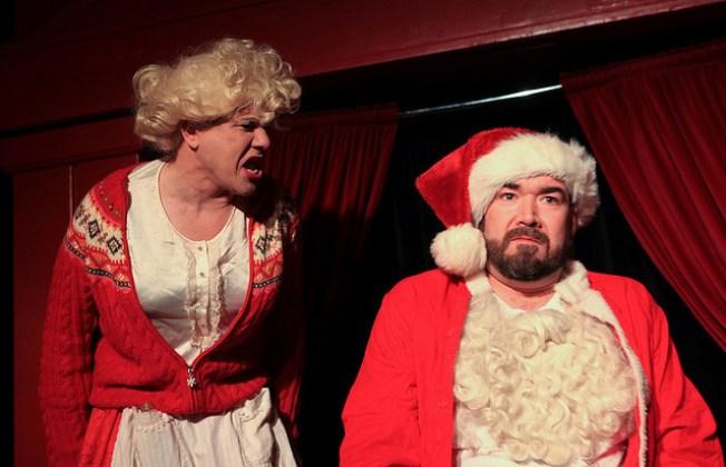 Tonight: Rudolph Gets Hosed