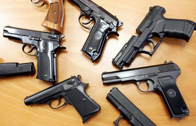 Northbrook Officials Under the (Old) Gun