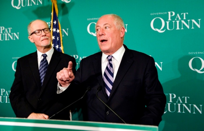 Could Pat Quinn Actually Run for Chicago Mayor?
