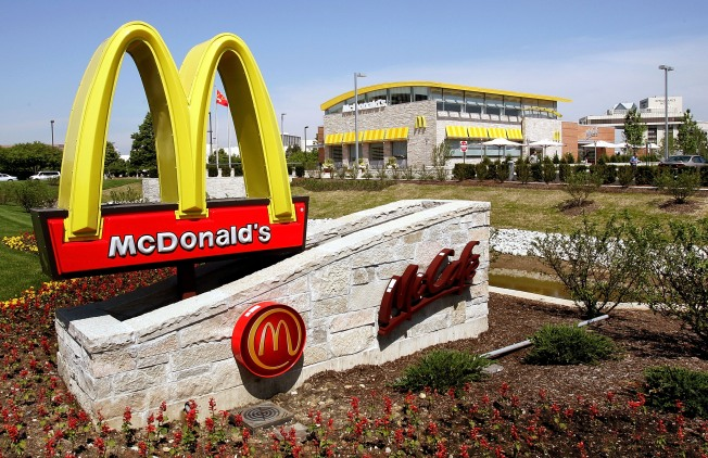 McDonald's to Shrink in US For 1st Time in Decades
