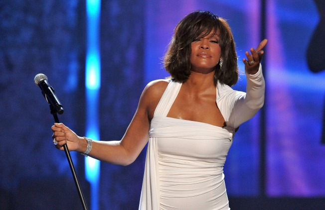 "Whitney Houston Fires Back: ""I'm Feeling Great"""