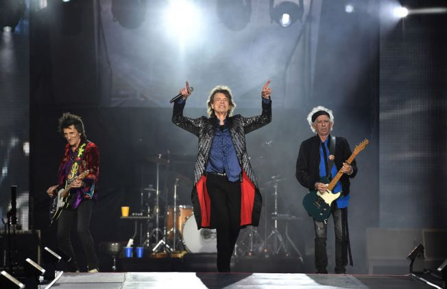 Rolling Stones Coming to Soldier Field in 2019 Tour