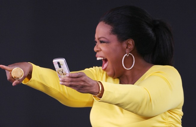 Oprah's Network Gets A Warm Welcome From Viewers