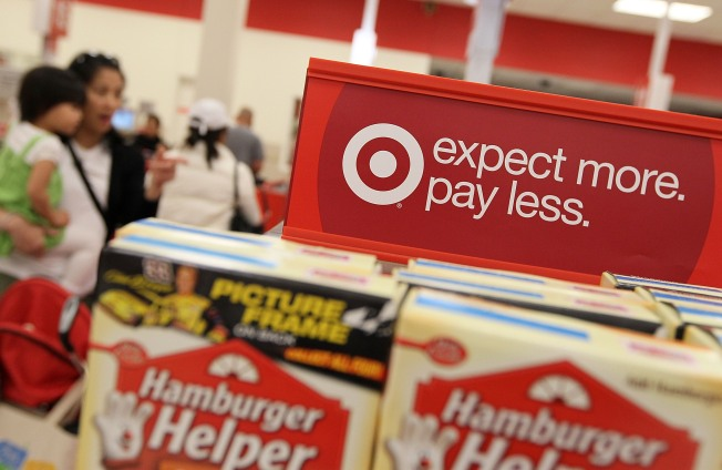 Target Opens in Uptown