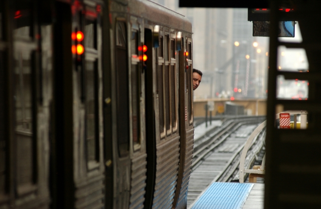 Red Line Trains Rerouted After Person on Tracks