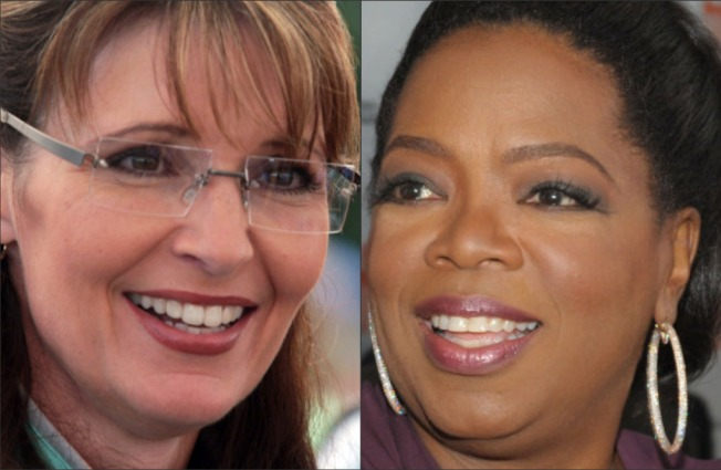 Oprah's Ratings Soar With Palin Appearance