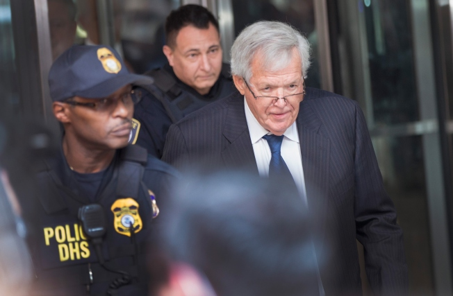 Contempt Filings Dropped Against Reporters Covering Hastert
