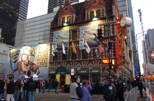Holy Cow! Harry Caray's Heads to Navy Pier