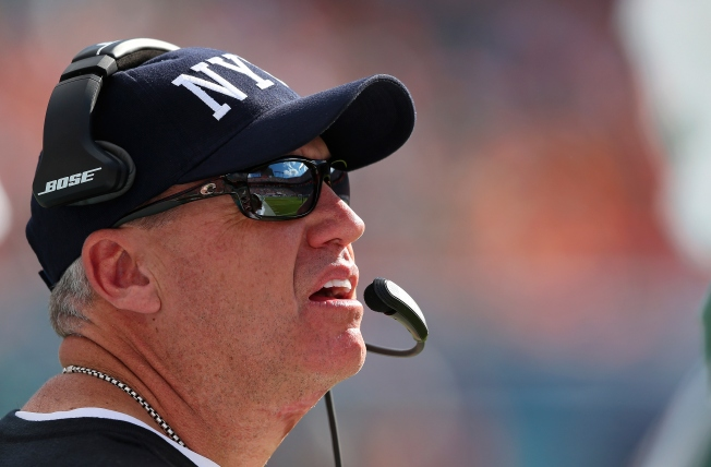 Opinion: Bears' Decision Not to Interview Rex Ryan Puzzling