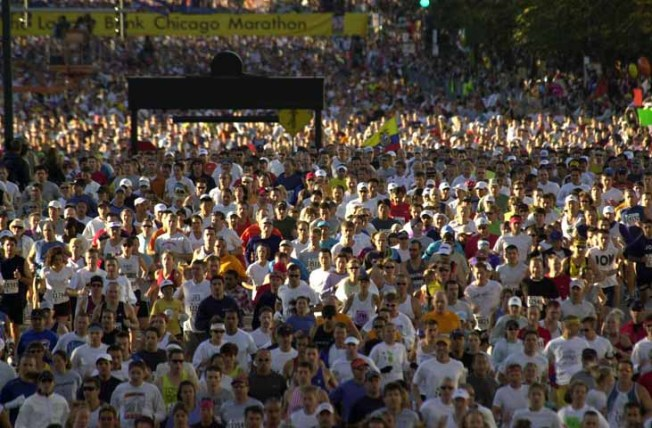 Marathon Boosts Chicago Economy by $171M: Study