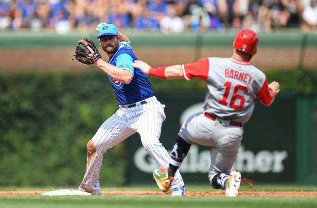 Cubs Still Considering Bringing Back Daniel Murphy, Report Says