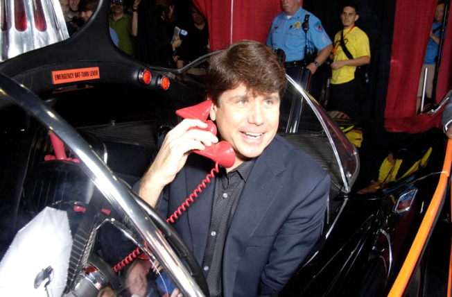 Blago Vows to Search for Real Crooks