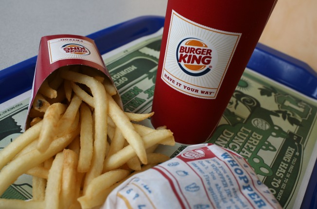Tick Off Friends For a Free Whopper