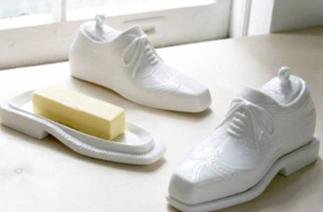 Shoe Butter Dish