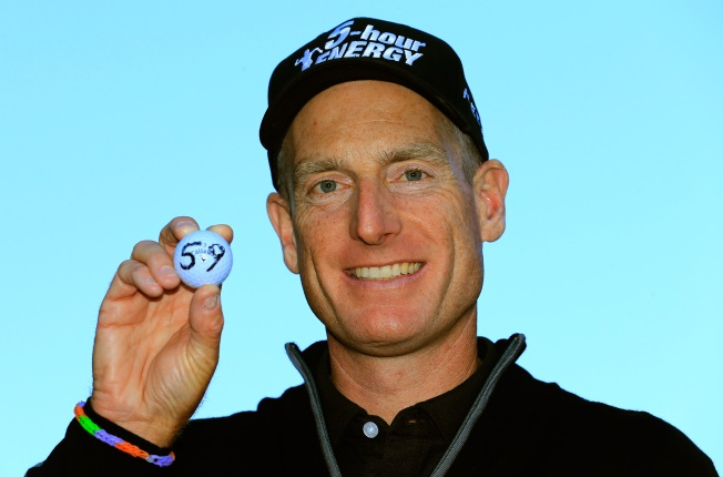 Furyk Shoots Record 59 at BMW Championship