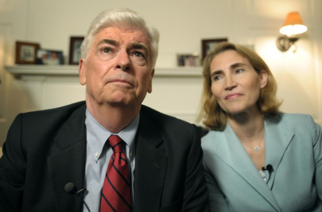 Sen. Dodd Recovering From Prostate Surgery