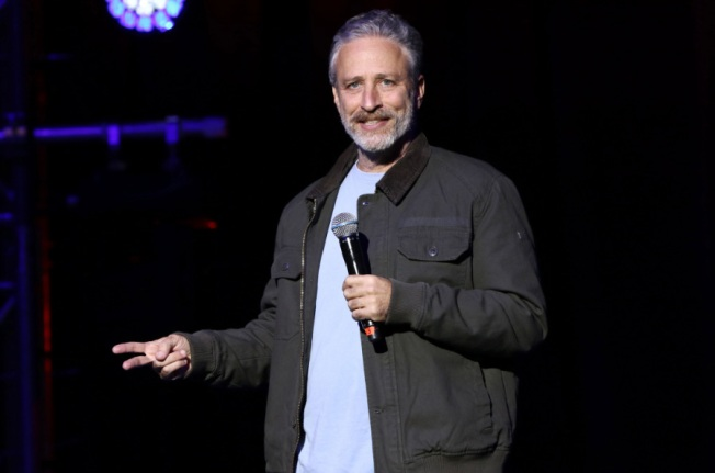 Jon Stewart, Wife Adopt Abused Horse Injured by Paintballs