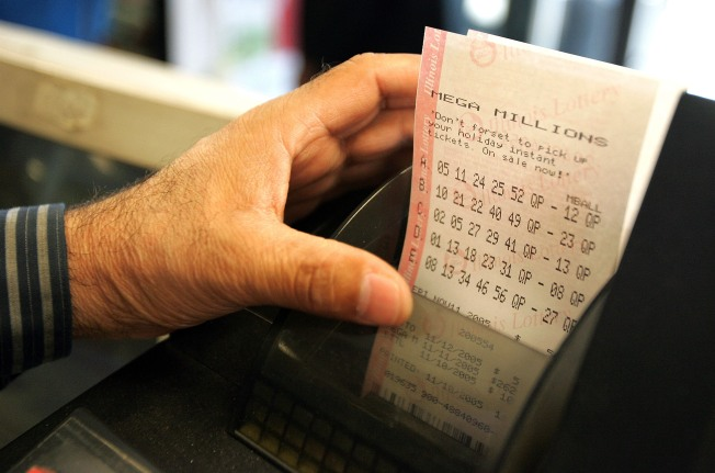 $12 Million Lottery Ticket Sold in Chicago