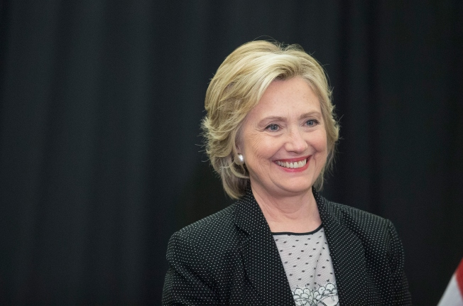 Hillary Clinton Visits Iowa Students Tuesday