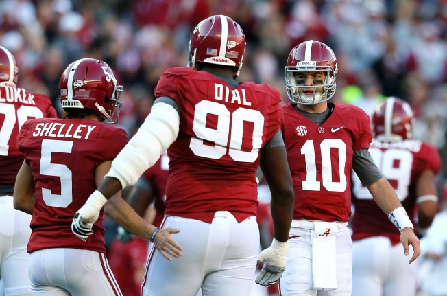 'Bama No. 1 in Preseason Coaches' Poll