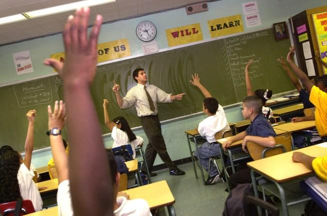Teachers Union Has New Leadership Team