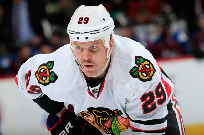 Former Blackhawk Bryan Bickell Diagnosed with Multiple Sclerosis