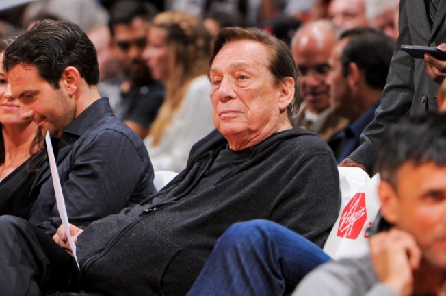 Sponsors Drop Clippers Over Sterling's Alleged Racist Remarks