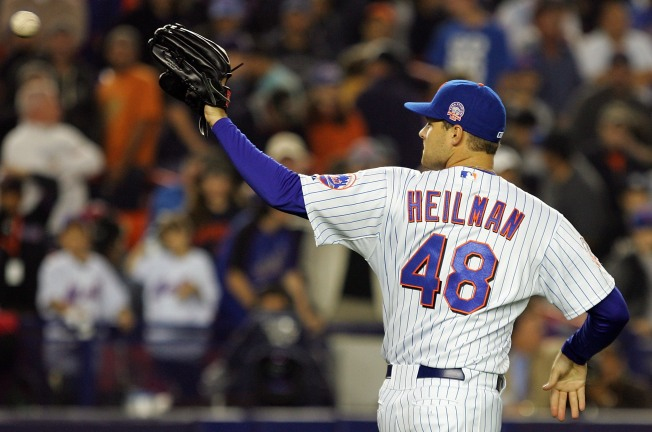 Cubs Trade Heilman, Begin to Reshape Bullpen