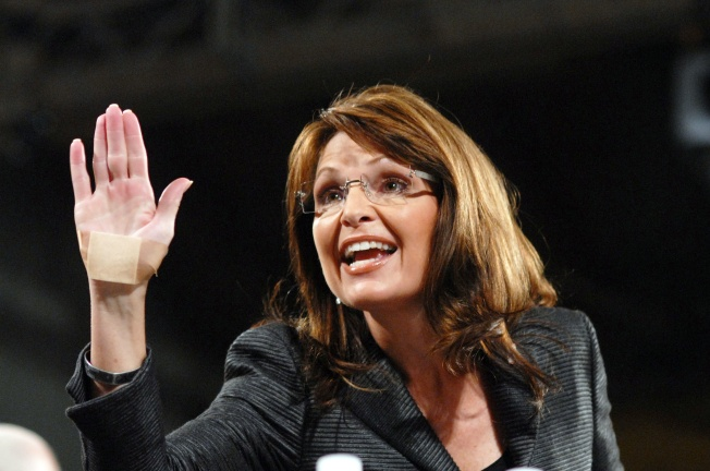 Sarah Palin Glasses, Alaska-Shaped Earrings and Other Halloween Treats