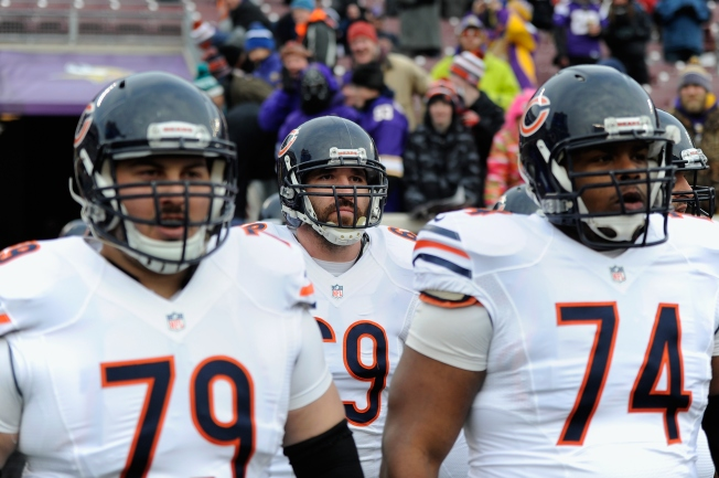 Bears Close Out Season with Loss to Vikings