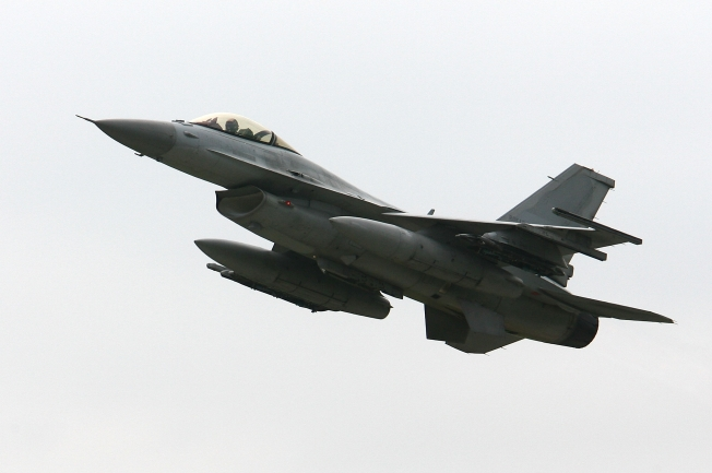 F-16 Fighter Jet Crashes in Southern Wisconsin
