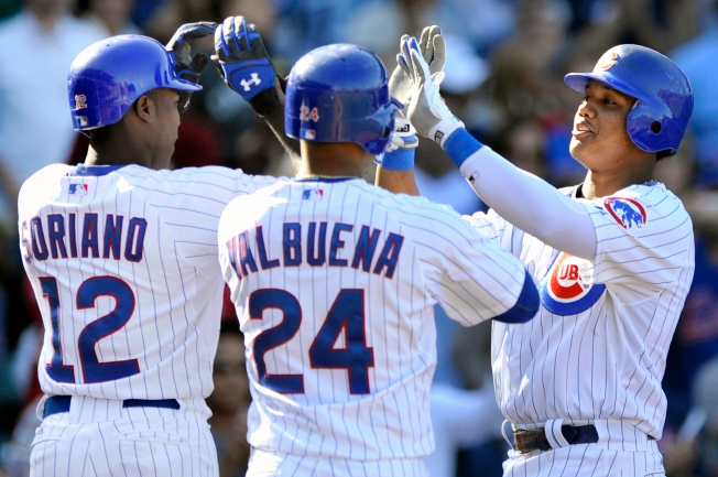 Cubs Hand Pirates Their 7th Straight Loss