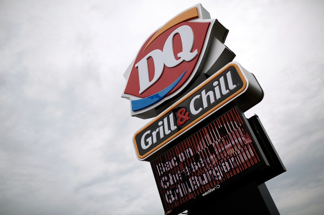 Dairy Queen franchise owner allegedly says racial slurs to family