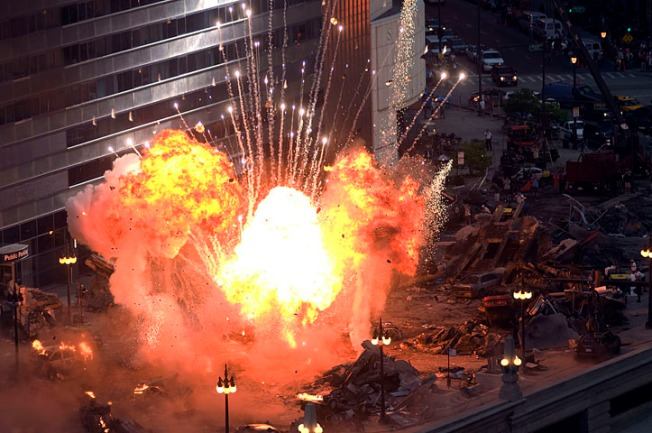 Transformers This Weekend: More  Explosions, Helicopters