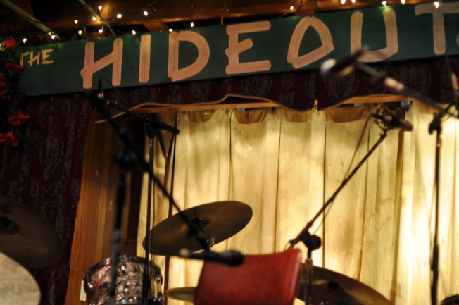 Get a Deal at the Hideout Holiday Sale