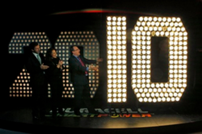 Times Square Ball Numerals To Be Lit by LEDs