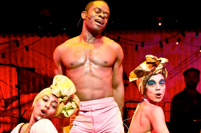 """Fela!"" Stops Through Chicago on World Tour"