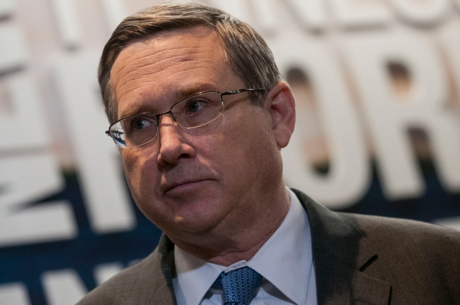 Sen. Mark Kirk Cheers Illinoisans, Cubs During Final Senate Floor Address