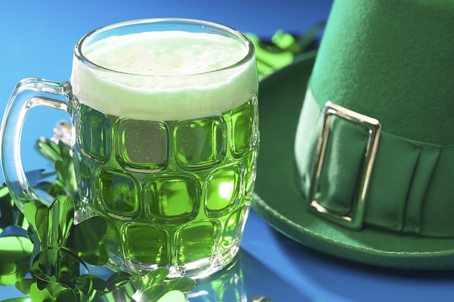 Feed Your Inner Leprechaun