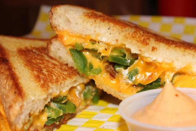 12 of Chicago's Best Grilled Cheeses for National Grilled Cheese Month