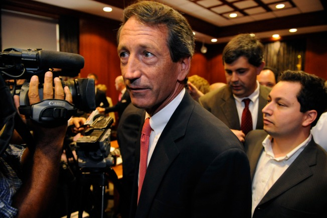 A Sanford Political Death Wish?