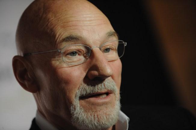 Patrick Stewart, Peter Jackson Receive Knighthoods
