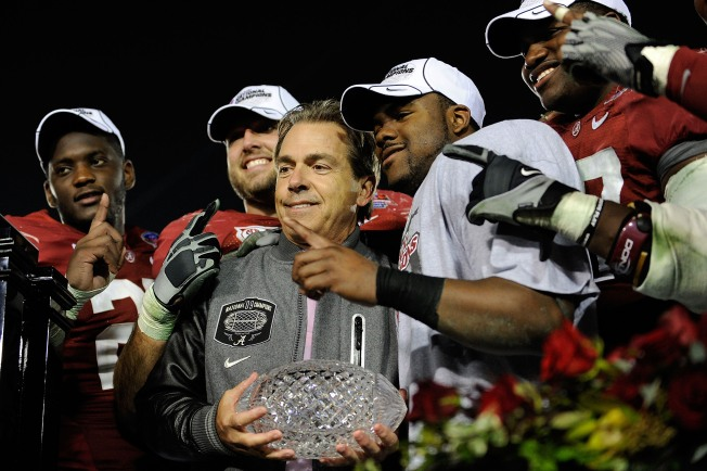 Estes: Deserving Tide Won't Slide Under Saban