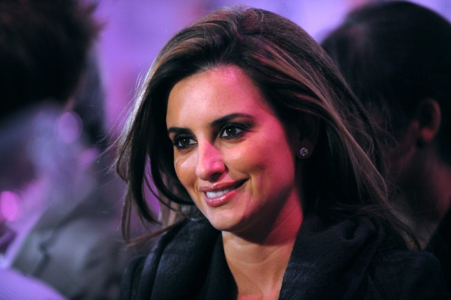 "Penelope Cruz Joins ""Sex And The City 2"" in Cameo Role"
