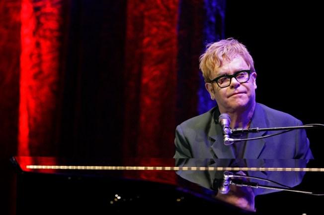 Elton John's Partner Explains Why He Played for Rush Limbaugh