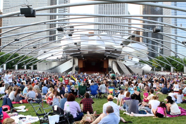 Programming Unveiled For Millennium Park Music Series