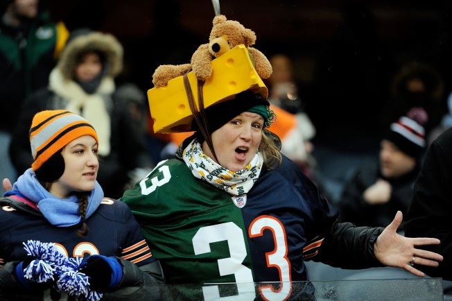 Study: Bears Fans More Loyal Than Packers Fans