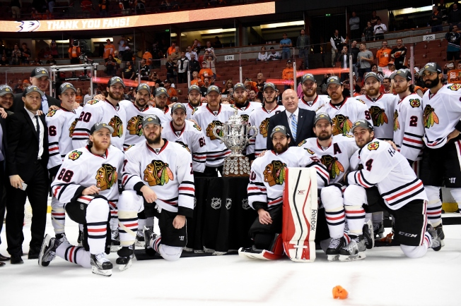 Blackhawks Head to Stanley Cup Final After Taking Down Ducks 5-3